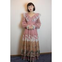 D646 Hand made 70s dress
