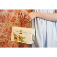 Floral bag (Ivory)