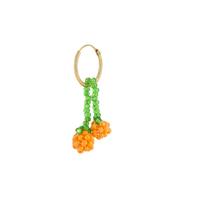 【オーダーメイド】PURA UTZ - Mini orange ピアス