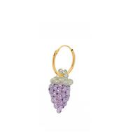【オーダーメイド】PURA UTZ - Mini Pale Grape ピアス