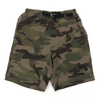 "WILD FINS×NEW CURRENT WORKS""水陸両用"" MOVING SHORT PANTS"