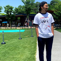 chi-bee×NCW TSUREEMASON T-shirt
