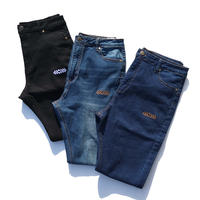 "NCW DENIM SKINNY ""サルエル"" PANTS"