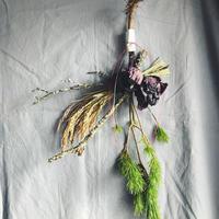根引き松のお飾り2018