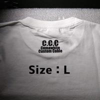 【半袖】こまほ Tシャツ 【Lサイズ】