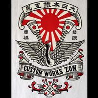 ZON Tsuru(crane) T-shirt