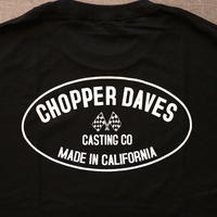 CHOPPER DAVE'S  B-type T-shirt