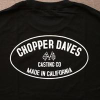 CHOPPER DAVE'S  B-type T-shirt