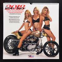 2018 iron & lace calender