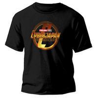 CYBERJAPAN 3D ロゴ T-Shirts