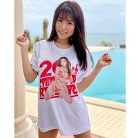 20周年記念 HARUKAソロTシャツ