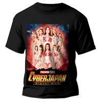 """CYBERJAPAN """"THE BIKINI WAR"""" T-Shirts"""