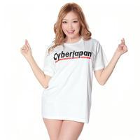 CYBERJAPAN 2020 ロゴTシャツ ホワイト