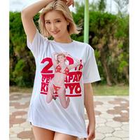 20周年記念 KANAソロTシャツ