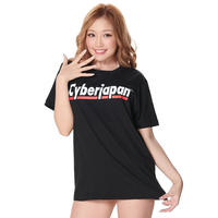 CYBERJAPAN 2020 ロゴTシャツ ブラック