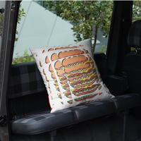 Division Burger Cushion 45x45