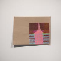 ドローイング 梱包紙 - 09/ナガバサヨ