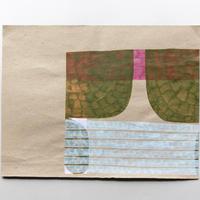ドローイング 梱包紙-04 / ナガバサヨ