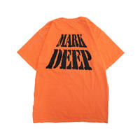 MARK DEEP TEE ORANGE