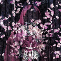 NETH PRIERE CAIN 2nd Single「散り様は華の様に。」B-type