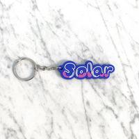 3rd Anniversary  キーホルダー【Solar】
