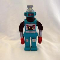 メーカー不明 ロボットソフビ ミドルサイズ