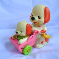 昭和レトロ ゼンマイ玩具 メーカー不明