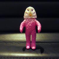 ブルマァク ザラブ星人 ピンク成型 ミニサイズ
