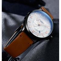 EYKI メンズ腕時計 クォーツ 発光 自動日付 カジュアル 海外ブランド