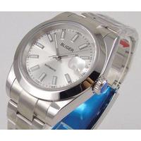 BLIGER メンズ腕時計 機械式 自動巻き 自動日付 発光針 ハイブランド