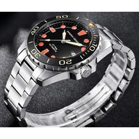 PAGANI DESIGN メンズ腕時計 クォーツ 自動日付 防水 高級腕時計 海外ブランド