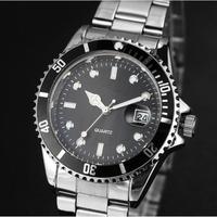 GONEWA メンズ腕時計 クォーツ 日付表示 防水 海外ブランド
