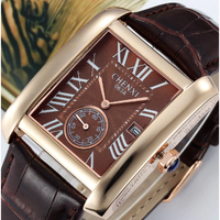 CHENXI メンズ腕時計 クォーツ 耐水  海外輸入品  日本未発売