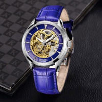 NAKZEN メンズ腕時計 機械式 自動巻き 日本未発売 海外輸入品