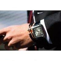 agelocer メンズ腕時計 機械式 自動巻き トップブランド レザー 高級腕時計