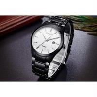 Curren メンズ腕時計 クォーツ 自動日付 防水 海外ブランド 海外限定品 ビジネスウォッチ