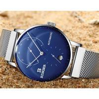 BINGER メンズ腕時計 機械式 自動巻き 高級腕時計 海外ブランド 人気