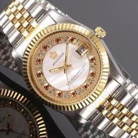 REGINALD メンズ腕時計 クォーツ 自動日付 防水 高級 人気 海外ブランド
