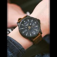 EYKI メンズ腕時計 クォーツ 防水 スポーツ 海外限定品