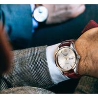 GUANQIN メンズ腕時計 機械式 自動巻き 自動日付 防水 高級腕時計 人気