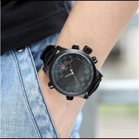 SHARK SPORT WATCH メンズ腕時計 クォーツ自動日付 防水 バックライト スポーツ 海外輸入品