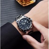 BIDEN メンズ腕時計 クォーツ 自動日付 カジュアル 海外限定品 日本未入荷