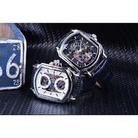 Forsining メンズ腕時計 機械式 自動巻き 日本未発売 海外限定品