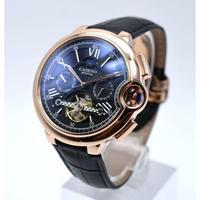 CASENO メンズ腕時計 機械式 トゥールビヨン 自動日付 高級腕時計