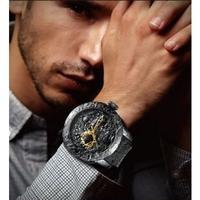 BIDEN メンズ腕時計 クォーツ式 人気 海外限定 日本未発売