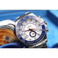 Age Girl メンズ腕時計 機械式 自動巻き 自動日付 防水 発光 高級腕時計