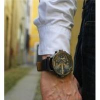 Oulm メンズ腕時計 クォーツ式 海外輸入品 人気 日本未発売