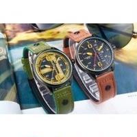 EYKI メンズ腕時計 クォーツ 防水 カジュアル ミリタリー 海外限定品