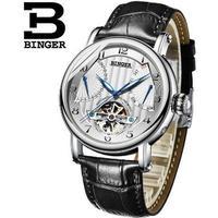 BINGER メンズ腕時計 機械式 自動巻き 防水 海外限定品 海外ブランド 人気
