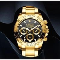 CHENXI メンズ腕時計 クォーツ式 人気 海外限定品 日本未発売